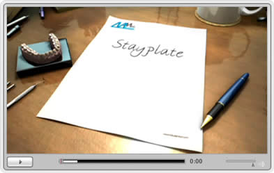 Stayplate